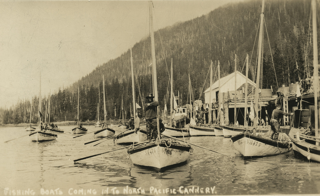 Community Engagement and Public History at the North Pacific Cannery, Prince Rupert BC